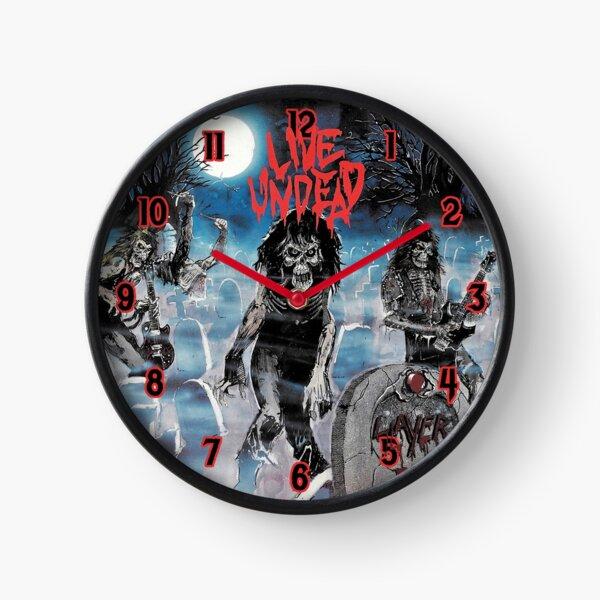 Slayer: Live Undead Clock