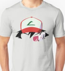 Ash with Scouter Unisex T-Shirt