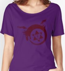 FMA - Ouroboros Women's Relaxed Fit T-Shirt