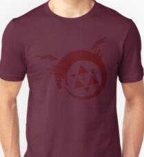 FMA - Ouroboros Slim Fit T-Shirt