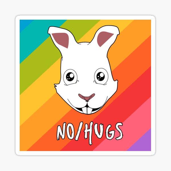 Rainbow Sam Love Sticker