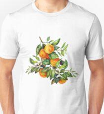 Tangerine Branch Unisex T-Shirt
