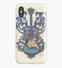 Angel Guitar iPhone Case/Skin