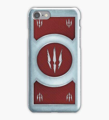 Witcher Gwent Monster Deck Backside art iPhone Case/Skin