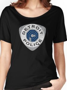 Detroit Police - Robocop Women's Relaxed Fit T-Shirt