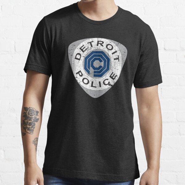 Detroit Police - Robocop Essential T-Shirt