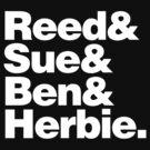 Reed&Sue&Ben&...Herbie! by Megatrip