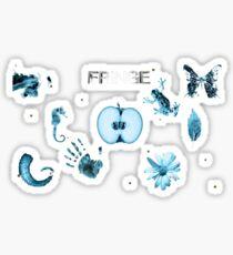 FRINGE Sticker