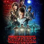 Stranger Things Poster by FDNY