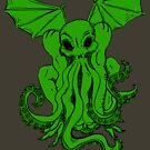 Cthulhu by Paul Sorensen