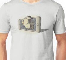 a wild pokeghost appears Unisex T-Shirt