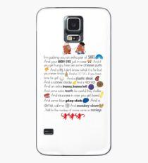 Mr. and Mrs. Potato Head Case/Skin for Samsung Galaxy