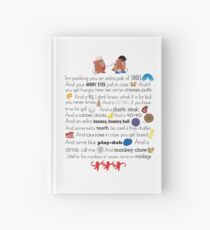 Mr. and Mrs. Potato Head Hardcover Journal