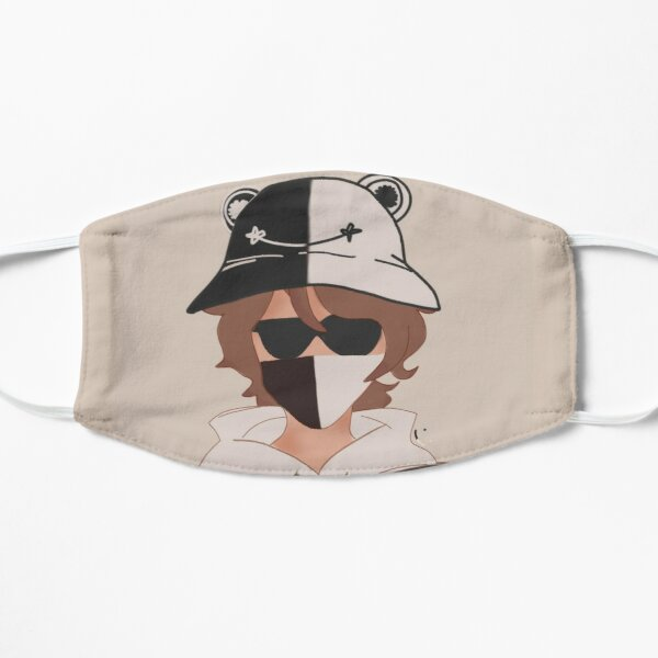 Frog Boo - Ranboo Frog Hat Flat Mask