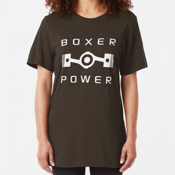 Boxer Power Slim Fit T-Shirt