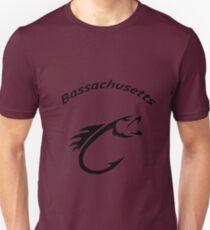 Bassachusetts Logo Unisex T-Shirt