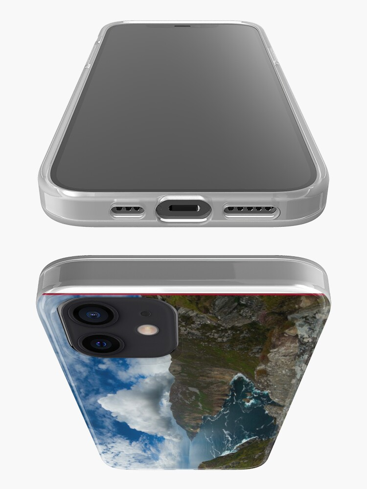 Alternate view of Bunglas Cliffs iPhone iPhone Case & Cover