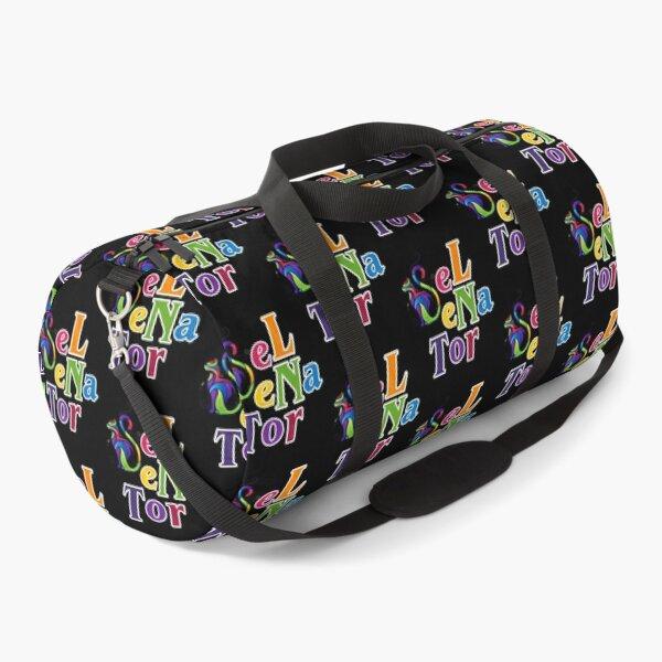 Selenator, colorful cat Duffle Bag