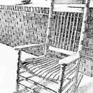 Sketchy Seating by Monnie Ryan