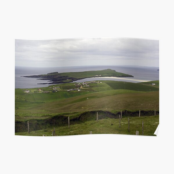 Reswick and St Ninian's Isle Poster