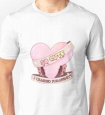 So Cute I Crashed Furaffinity Unisex T-Shirt