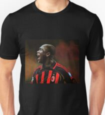 Clarence Seedorf painting Unisex T-Shirt