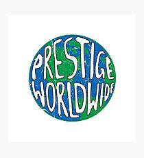 Vintage Prestige Worldwide Photographic Print