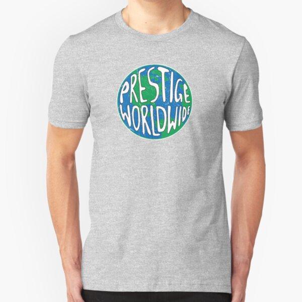 Vintage Prestige Worldwide Slim Fit T-Shirt