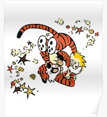 calvin and hobbes 1 Poster