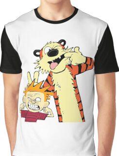 calvin and hobbes 2 Graphic T-Shirt