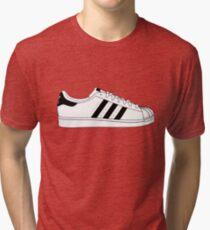 HIPSTER : SUPERSTAR Tri-blend T-Shirt