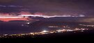 Last Glow - Maui by Michael Treloar