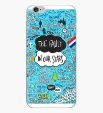 The Fault in Our Stars Collage iPhone Case