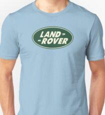 Classic Land Rover Logo T-Shirt