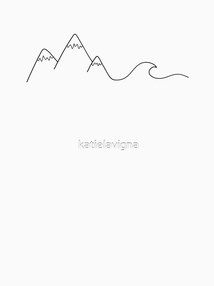 Mountain Wave by katielavigna