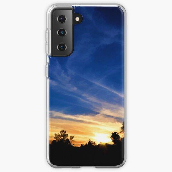 """Lead us into Light..."" ~ digital paint effect Samsung Galaxy Soft Case"