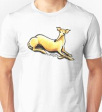 Long Legged Blonde Unisex T-Shirt