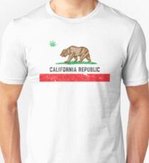 Vintage California Cannabis T-Shirt