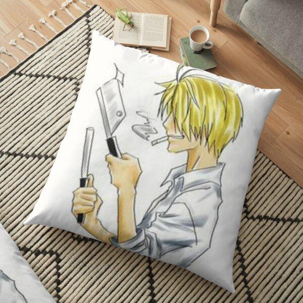 Pirate cook Floor Pillow