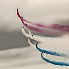 Red Arrows  by yampy