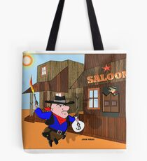 Louie The Looter Tote Bag