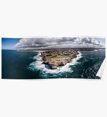 Mistral Point Maroubra Poster