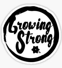 Growing Sticker