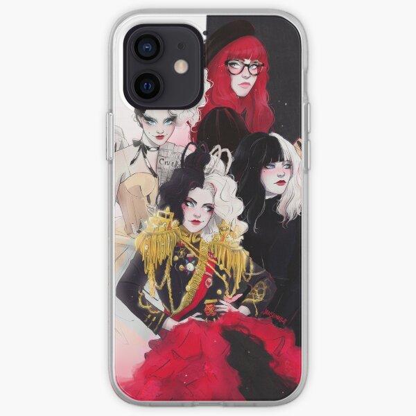CRUELLA iPhone Soft Case