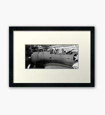 Dauntless Framed Print