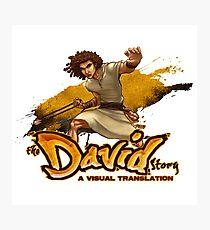 The David Story #1 Photographic Print