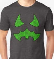 Scarecrow Logo (Metal) T-Shirt
