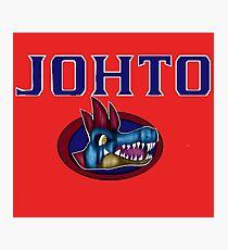 Johto University Photographic Print