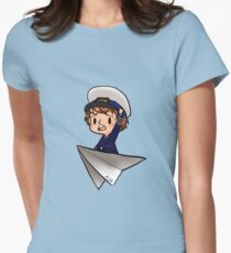 Mayday! Womens Fitted T-Shirt