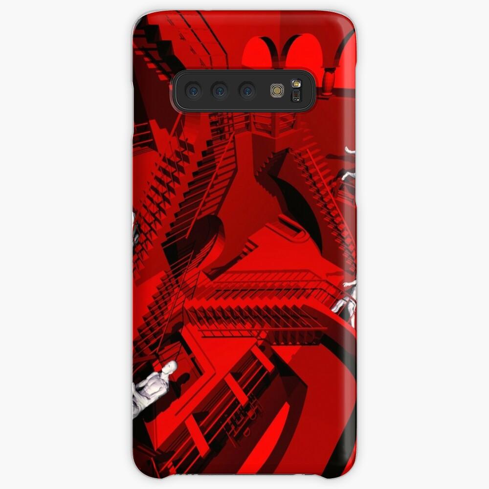 Escher's illusion Case & Skin for Samsung Galaxy